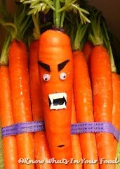 Angry Carrot