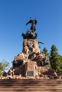 Imagine de Monumento al Ejército de Los Andes. argentina mendozaprovince