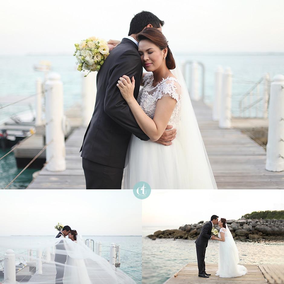 Shangrila Mactan Hotel Wedding, Wedding Photographer Cebu
