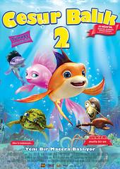 Cesur Balık 2 - Reef 2: High Tide (2013)
