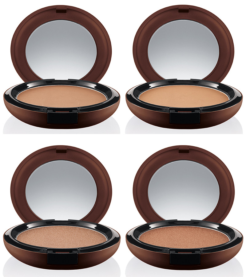 TEMPERATURE RISING - Bronzing Powder
