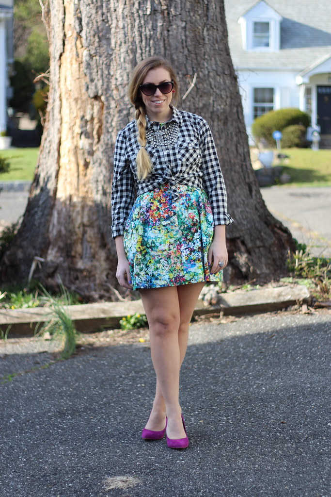 Living After Midnite: Room for Style: Mixing Patterns