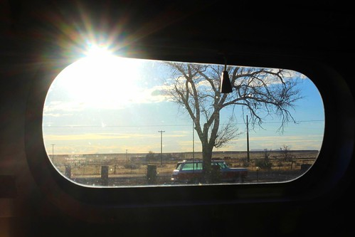 Day 193: City of Marfa and its Mystery Lights.