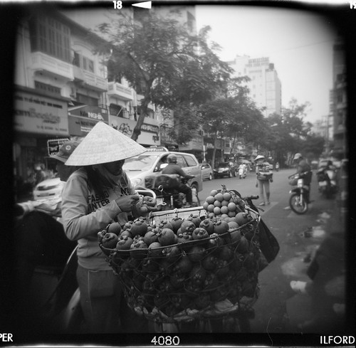 The Mangosteen Vendor