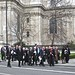 Guests leave Margaret Thatcher's funeral