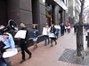 Pittsburgh EQT shareholder rally against corporate money in politics