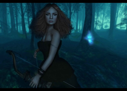 SL DisneyBound - MERIDA ; TWO