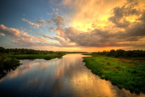 manatee county florida fla fl sunset floridasunset lakemanatee manateecounty hdr nature beautiful