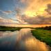 Lake Manatee Sunset