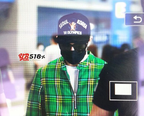 Big Bang - Incheon Airport - 15jun2015 - YB 518 - 02