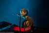 James Blake, Main Stage, Green Man Festival, 19th August 2016