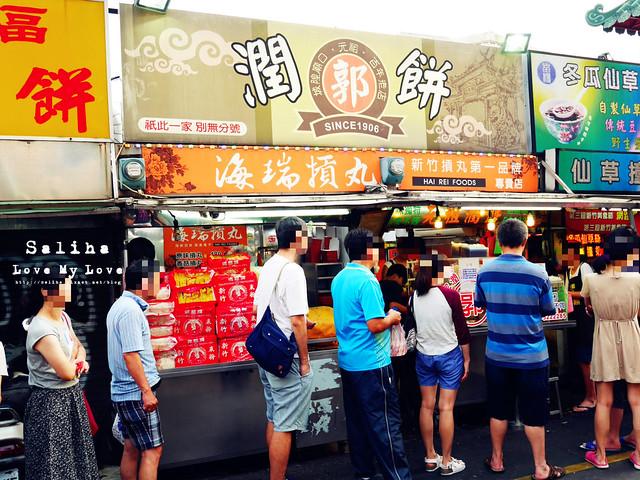 新竹巨城城隍廟美食小吃推薦 (23)