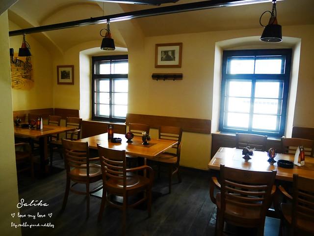 百威啤酒小鎮Ceske Budejovice歐洲蜜月餐廳 (2)