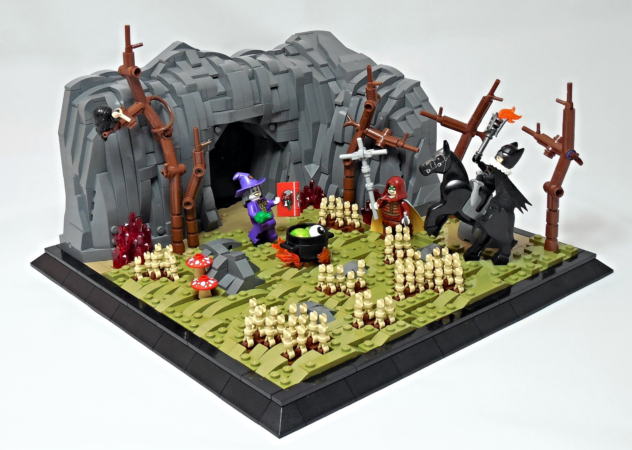 LEGO® MOC by Vitreolum: Witchfynde Batman