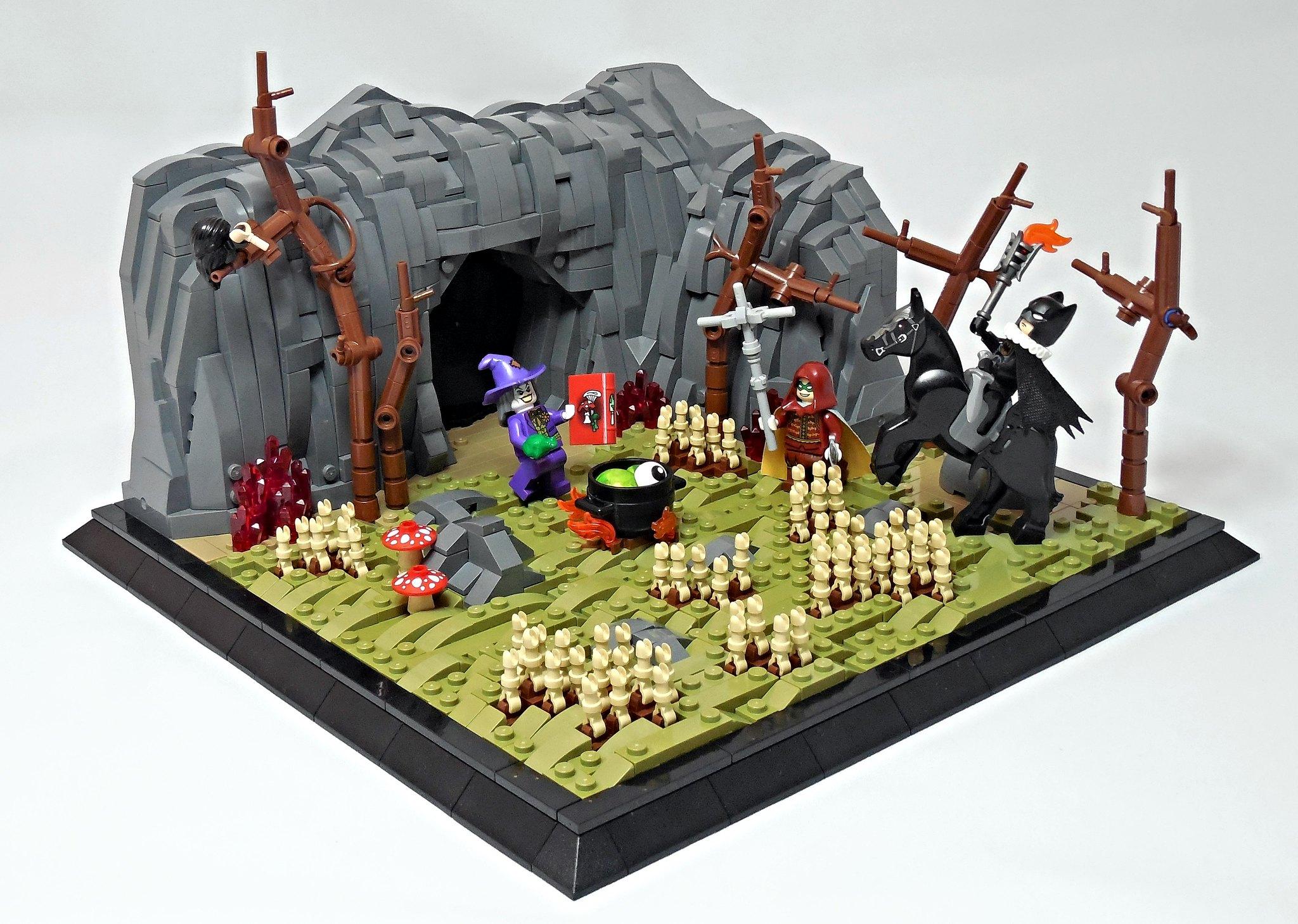 LEGO® MOC by Vitreolum: Witchfynde Batman