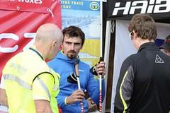 Jiří Ročárek radí, jak vybrat kolečkové lyže Swenor