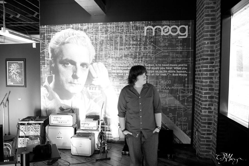 MoogClutter
