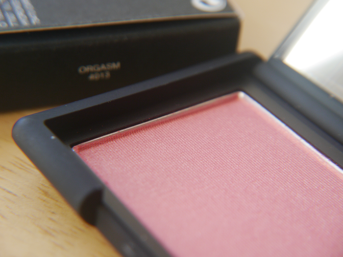 nars orgasm blush review 1