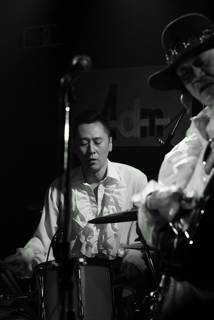 JIMISEN live at Adm, Tokyo, 03 Feb 2013. 417