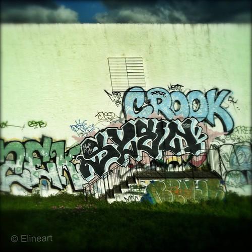 76:365 Vandalism by elineart