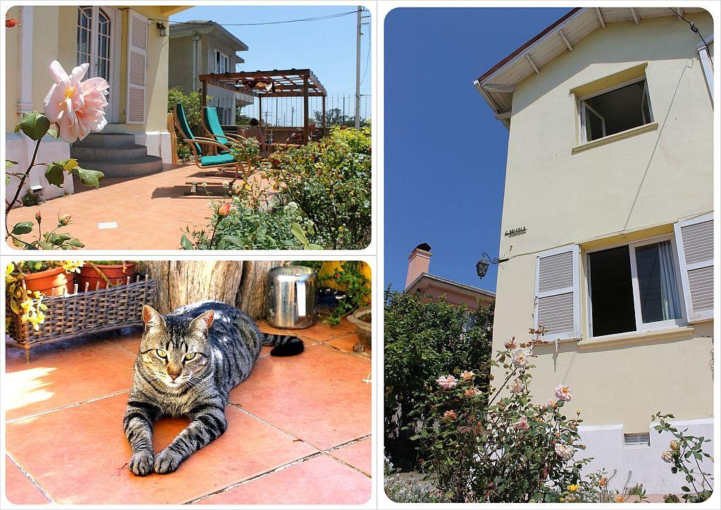Valparaiso Casa Kreyenberg B&B