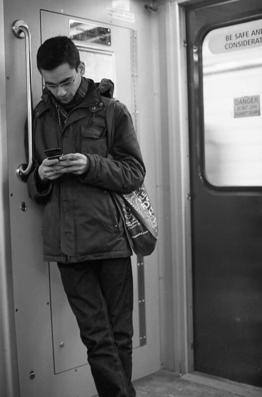 400TX:365 - Week 06 - Transit People