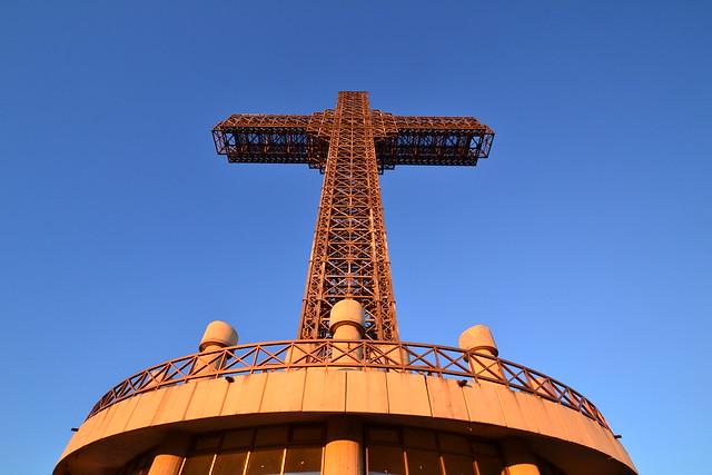 Skopje - Millennium Cross