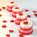 White Chocolate Strawberry Shots by Victoria Belanger