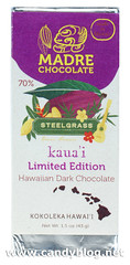 Madre Chocolate Kaua'i Limited Edition