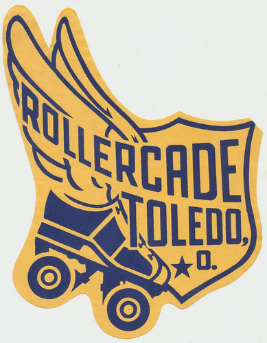Rollercade - Toledo, Ohio by The Pie Shops Collection
