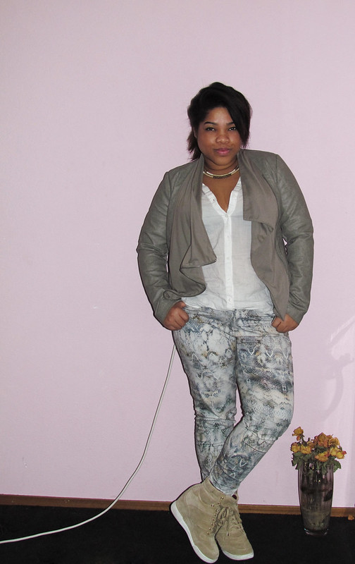 New Look, H&M, Zara, Primark, Marc by Marc Jacobs, Marc Jacobs, OOTD, Neutrals, Fashion, Outfit of the day