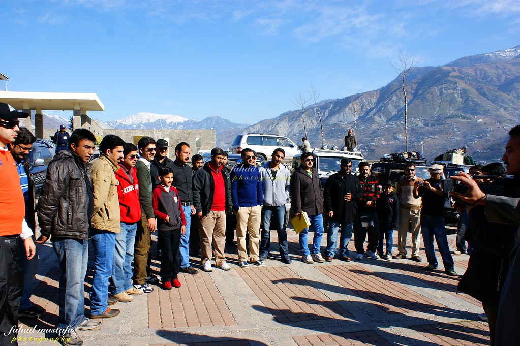 Muzaffarabad Jeep Club Neelum Snow Cross - 8469389058 92353eb6a0 b
