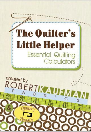Robert Kaufman Quilt Calc