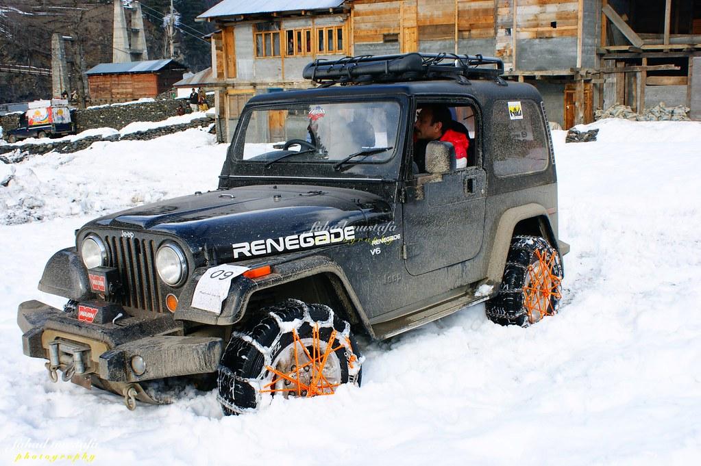 Muzaffarabad Jeep Club Neelum Snow Cross - 8470903935 78119bfd9b b