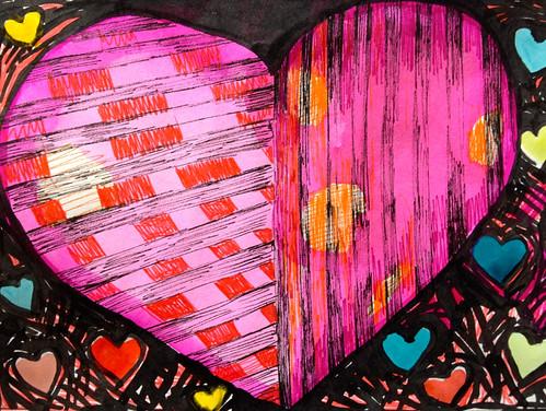 Heart 1 by Michelle Schamis