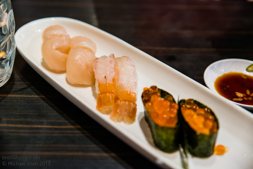 Sushi Samurai - nigiri