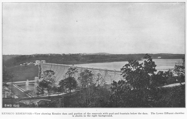 Report 1918 Dam Overview