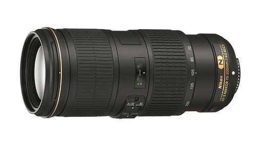 Nikon 70-200mm f/4G AF-S VR
