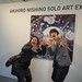 Akihiro Nishino, NYC, Japan, King Kong, One Art Space, Comedy, Japanese comedians, Japanese artists in NYC