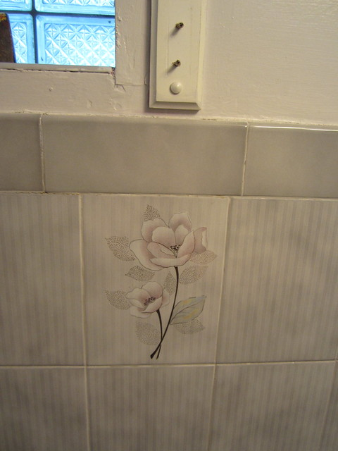 Old Bathroom Tile