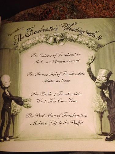 Frankenstein's Wedding Suite