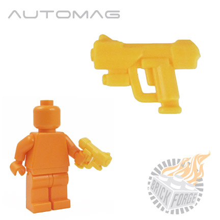 Automag - Bright Light Orange