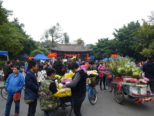 Guangdond-Guangzhou-Temple Guangxiao (11)