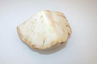 05 - Zutat Knollensellerie / Ingredient celeriac