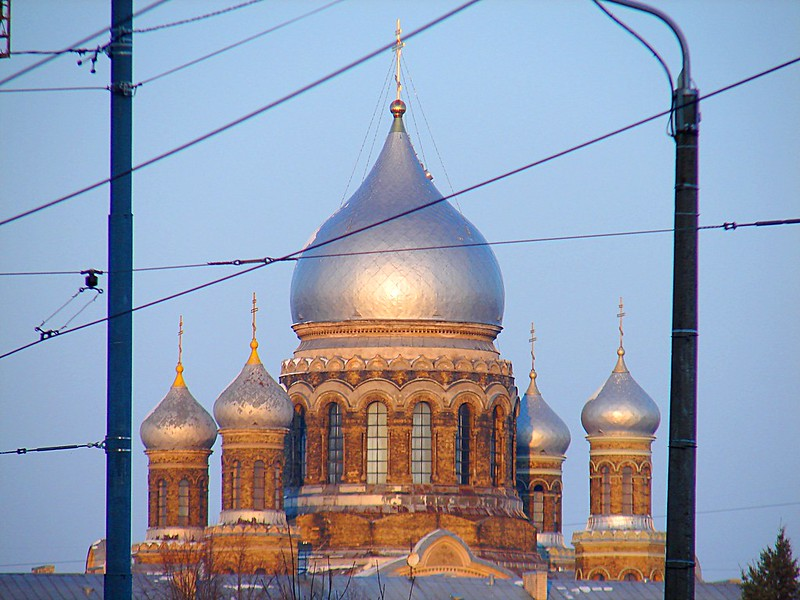 Orthodox church by aigarsbruvelis