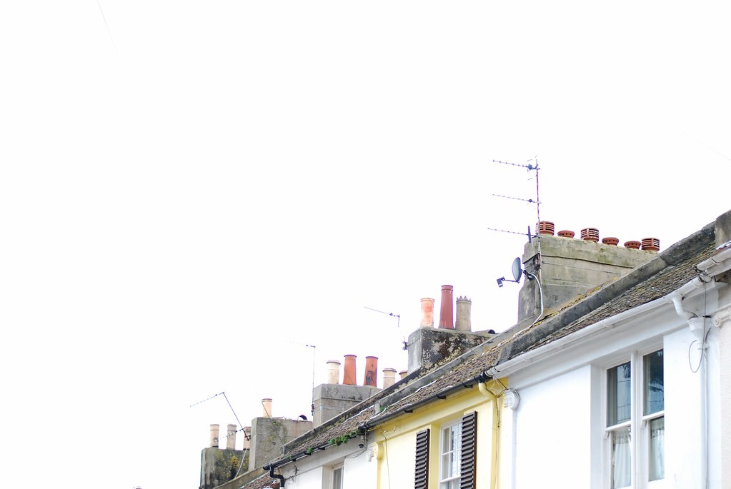 chambray and curls Houses in Brighton