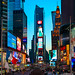 New York City - 1 Times Square, Where The Ball Drops by Yen Baet
