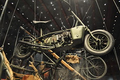 Welbike Airborne Scooter Airborne Assault Museum of the Parachute Regiment and Airborne Forces