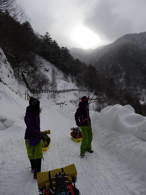 上高地(2013.2 (8)