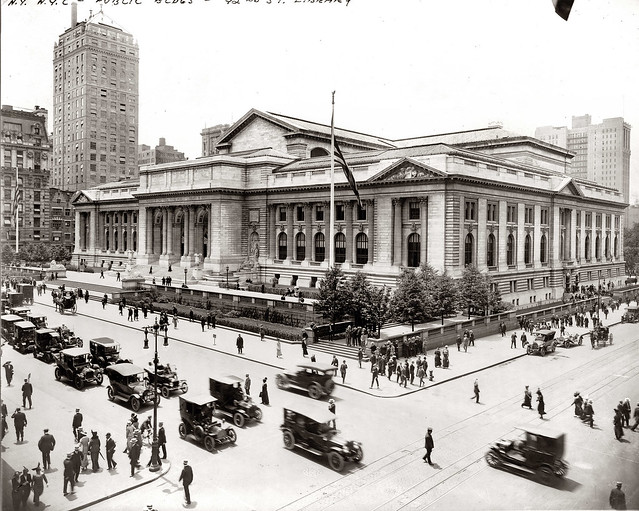 1915 new york library
